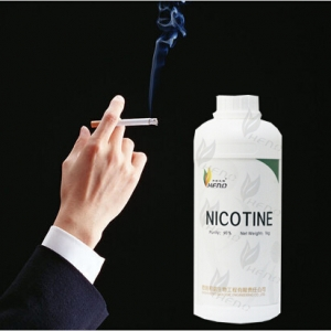 Colorless Natural Nicotine